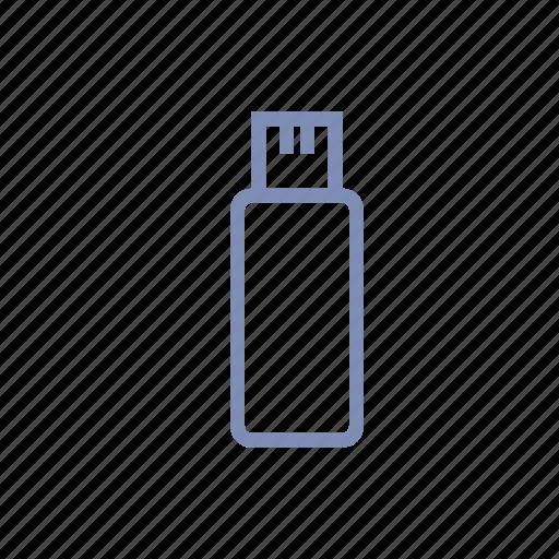 flash, flash drive, memory, storage, usb icon