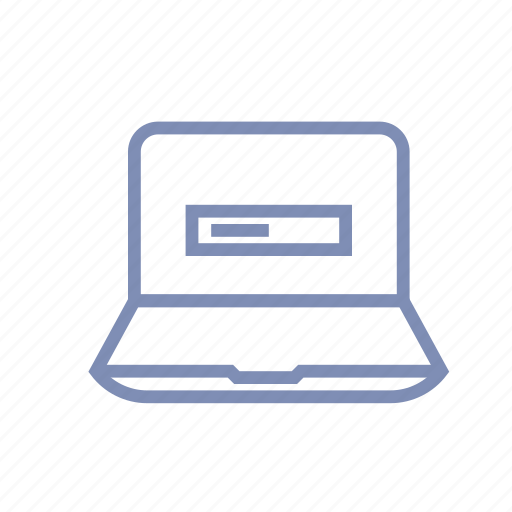computer, device, download, laptop, monitor, window icon