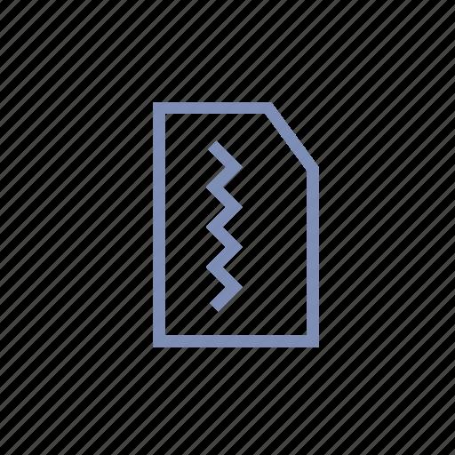 archive, catalog, document, file, folder, zip icon