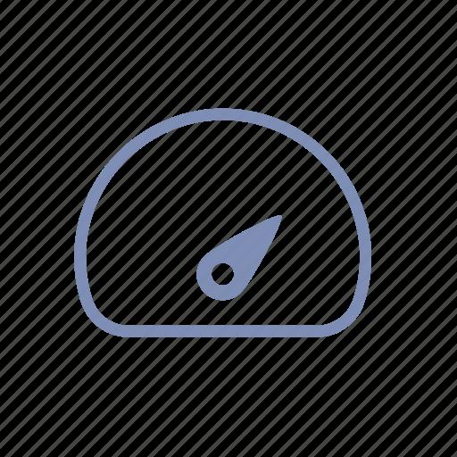 configuration, dashboard, detector, speed, speedometer icon