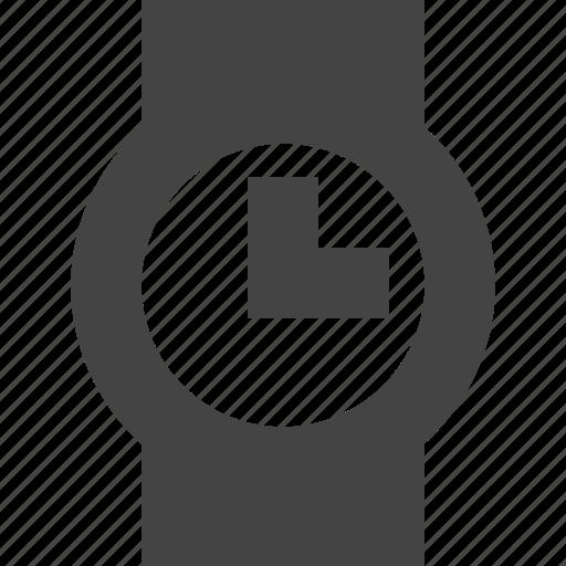 round, schedule, time, watch icon