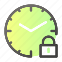 alarm, clock, delete, time, trash icon