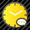 alarm, clock, ellipsis, loading, time, watch