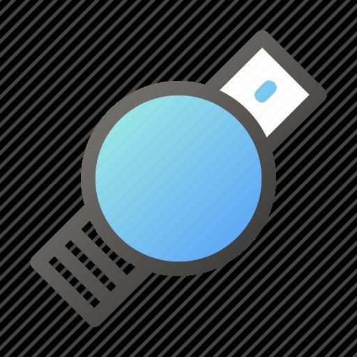 alarm, clock, smartwatchround, time icon