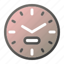 alarm, clock, watch icon