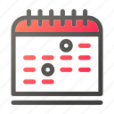 calendar, scheduleevent icon