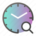 clock, timewatch icon