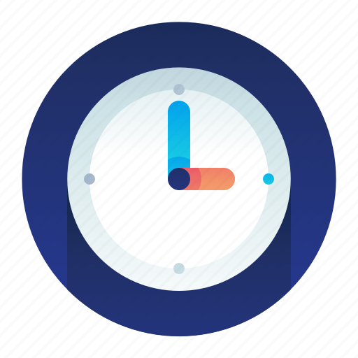 Clock, deadline, hour, time icon - Download on Iconfinder