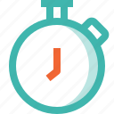 competition, minutes, second, stopwatch, time, timer icon