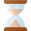 glass, hour, sand, time, wait icon