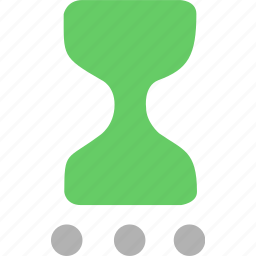 clock, loading, processing, schedule, time icon