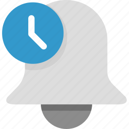 alarm, message, notice, notification, remind, ring icon