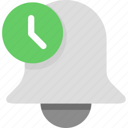admonition, alarm, attention, notification, remind, ring, warning icon
