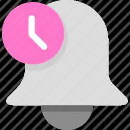 alarm, clock, notice, notification, remind, schedule, time icon