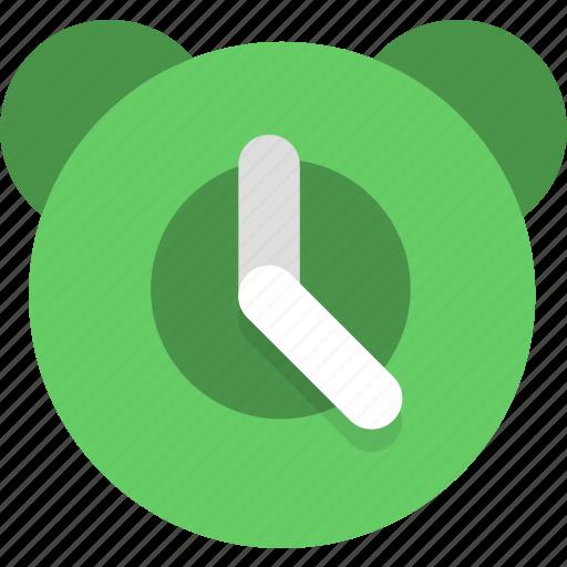 alarm, alert, bell, clock, notification, ring, timer icon