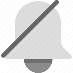 clock, mute, notice, notification, sound, time icon