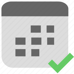 calendar, clock, event, month, plan, schedule, time icon