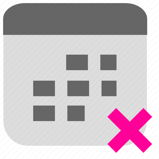 calendar, clock, date, month, plan, schedule, time icon