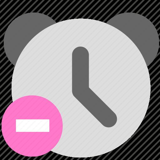 alarm, alert, clock, event, remind, schedule, time icon