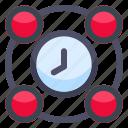 sharing, time, clock, watch, timer, alarm, schedule