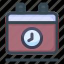 calendar, time, clock, watch, timer, alarm, date