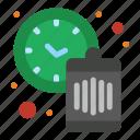 clock, management, time, waste