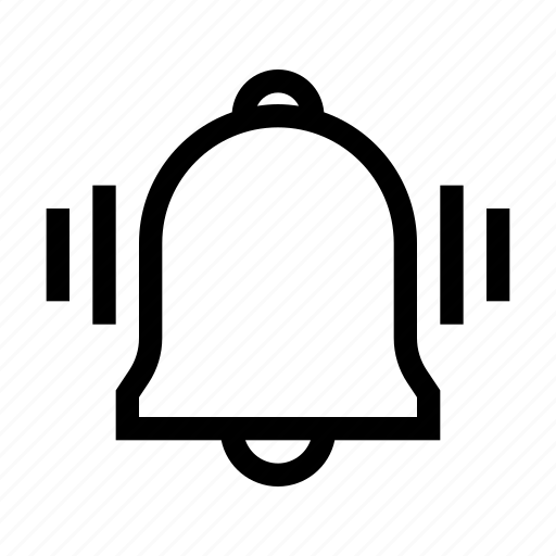 alarm, bell, notice, remind, reminder, ring icon