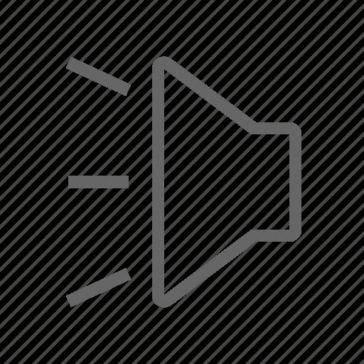 audio, message, play icon