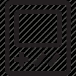 console, game icon
