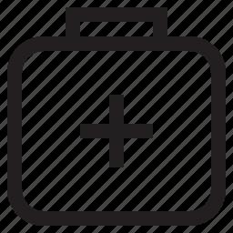 case, medic icon