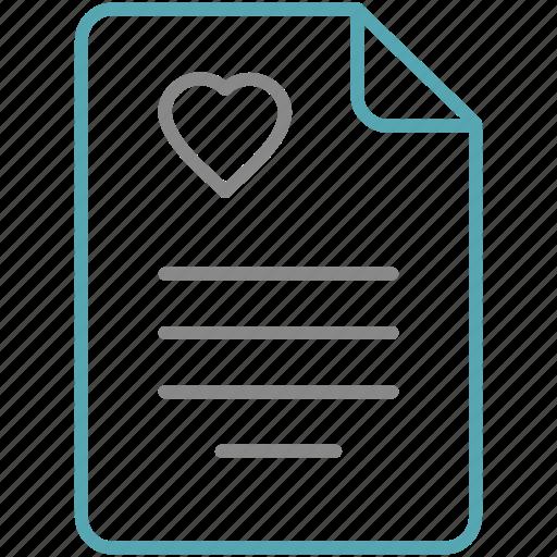 Health, medical, medicine, patient, prescription icon - Download on Iconfinder