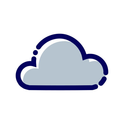 Cloud, weather, cloudy, rain, sun icon - Free download