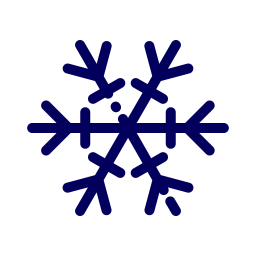 cold, fiocco, forecast, neve, snow, snowflake, weather icon