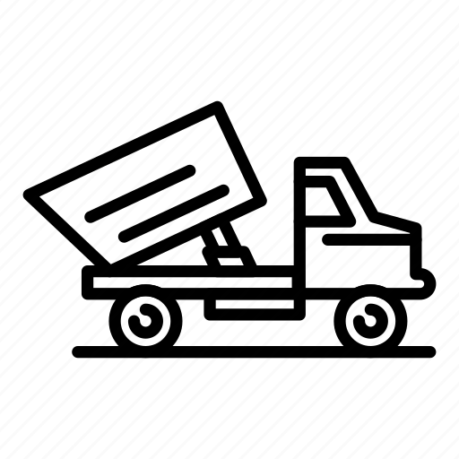 Business, car, cat, hand, local, logo, tipper icon - Download on Iconfinder