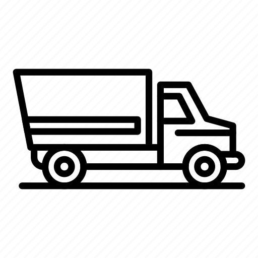 Business, car, cat, logo, machine, silhouette, tipper icon - Download on Iconfinder