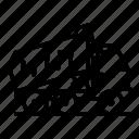 business, car, cat, logo, lorry, silhouette, tipper
