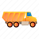 business, car, industry, tipper