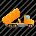 business, car, lorry, man, truck