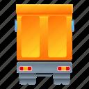auto, back, car, construction, tipper, truck