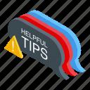helpful, tips, isometric