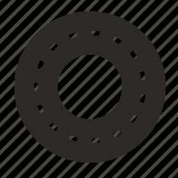 tire, truck icon
