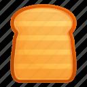 food, kitchen, toast, toaster