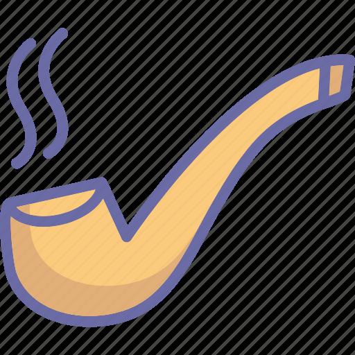 cigarette, nicotine, smoking pipe, tobacco pipe icon