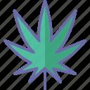 cannabis, hemp, leaf, marijuana icon