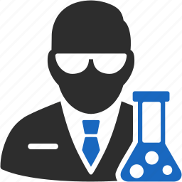 account, avatar, chemical, chemistry, client, contact, customer, human, labs, manager, member, people, person, profile, research, science, scientific, scientist, solution, user, users icon