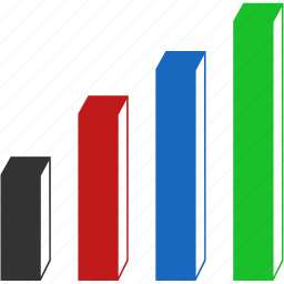 analysis, chart, graph, report, sales, statistics, stock icon