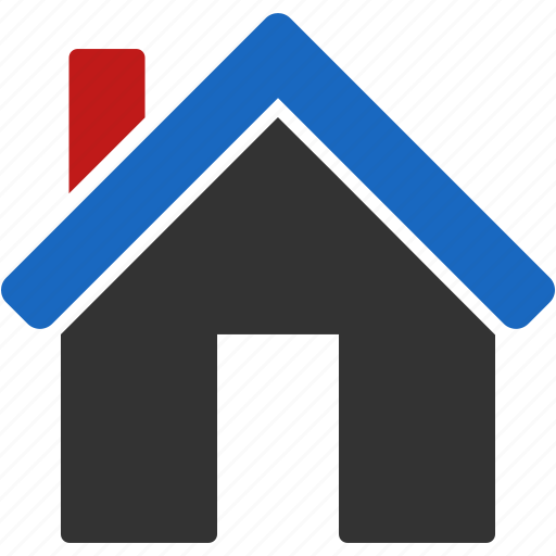 building, company, home, hotel, house, office, warehouse icon