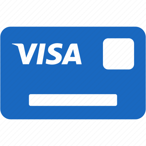 bank, bank card, debit card, finance, money, payment, visa icon
