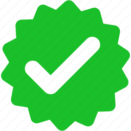 approve, certified, good mark, ok, success, test, yes icon