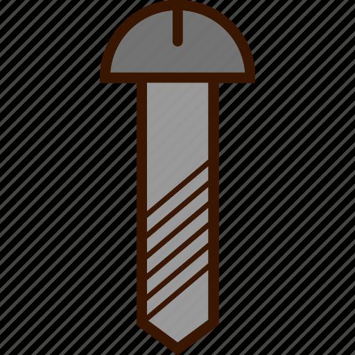 screw, tools, work icon